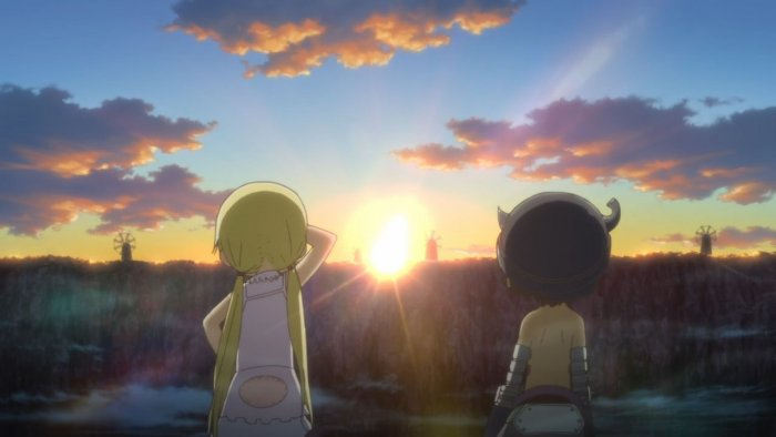 Made in Abyss - end