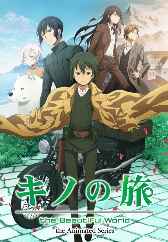 kino no tabi op artist visual