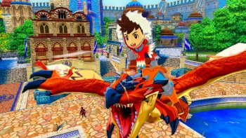 'Monster Hunter Stories' Versi Inggris Rilis per 8 September
