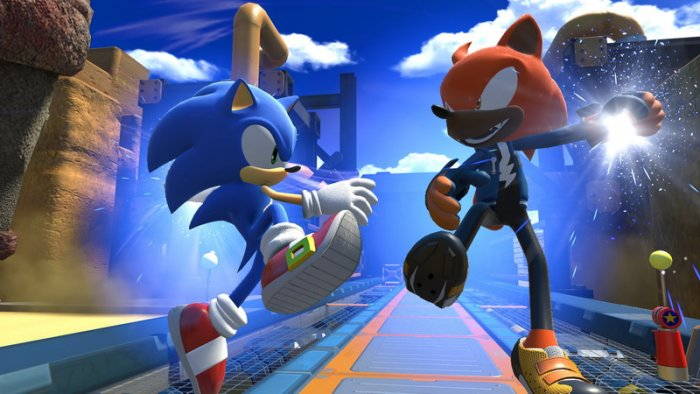 Lihat Gameplay Tag di 'Sonic Forces'