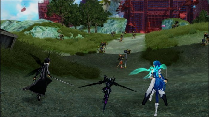 'Accel World vs. Sword Art Online' Siap Hadir di PC