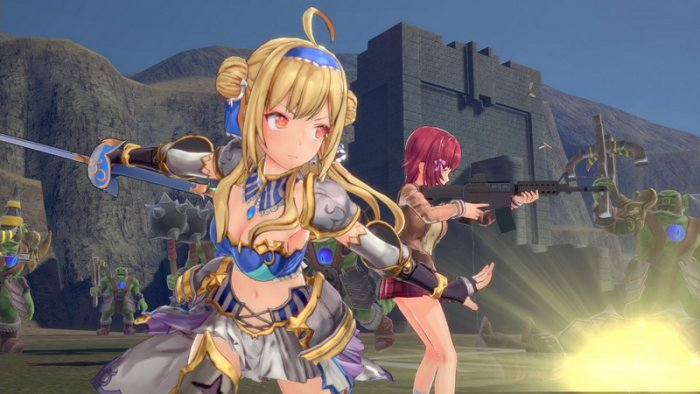 'Bullet Girls Phantasia' Ungkap Detil Perdana