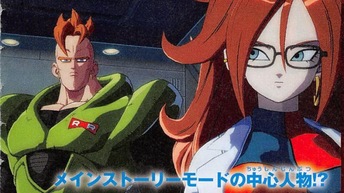 Umumkan Yamcha & Tien, 'Dragon Ball FighterZ' Kedatangan Karakter Orisinal Android 21