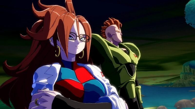 Simak Cuplikan Cerita dari 'Dragon Ball FighterZ'