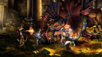 Gameplay Perdana dari 'Dragon's Crown Pro' Ditayangkan