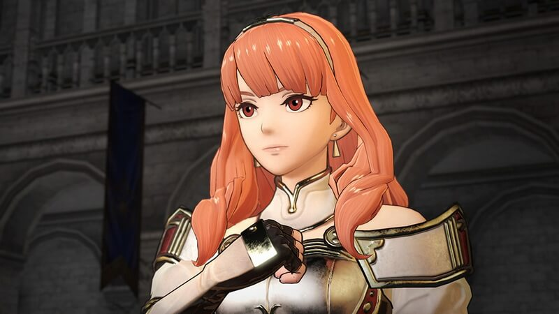 Trailer 'Fire Emblem Warriors' di TGS 2017 Konfirmasikan Celica