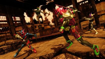 Tayangkan Trailer, 'Kamen Rider: Climax Fighters' Ungkap Detil Perdana