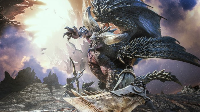 'Monster Hunter: World' Rilis per 26 Januari
