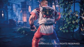 Trailer TGS 2017 'Mysterious Fighting Game' dari Arika Pamerkan Aksi Allen Snider