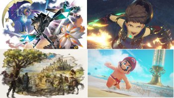 Nintendo Direct September 2017 Berfokus ke 'Pokemon Ultra Sun & Ultra Moon,' 'Xenoblade Chronicles 2,' 'Project Octopath Traveler,' 'Super Mario Odyssey'
