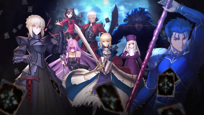 Mobage 'Shadowverse' Umumkan Kolaborasi Bersama 'Fate/stay night: Heaven's Feel'