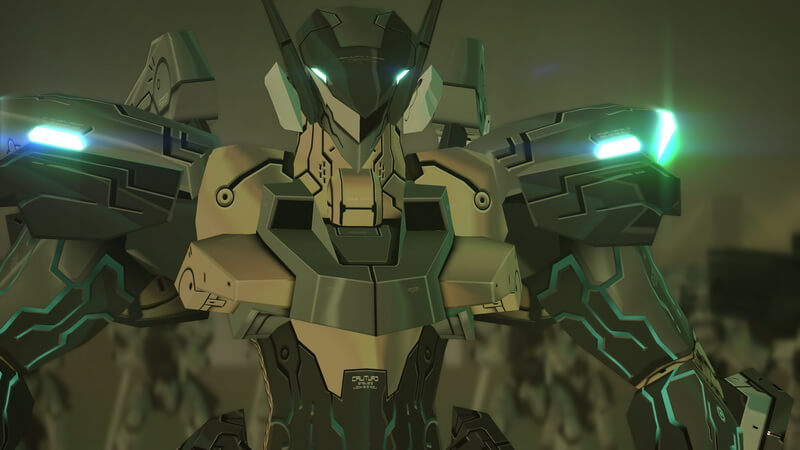 Trailer Versi Panjang dari 'Zone of the Enders: The 2nd Runner Mars' Ditayangkan di TGS 2017
