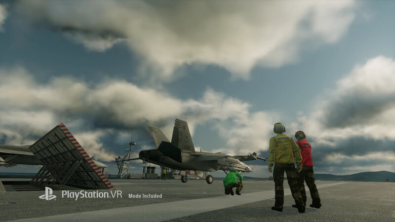 'Ace Combat 7: Skies Unknown' Pamerkan VR Mode di Trailer Terbaru