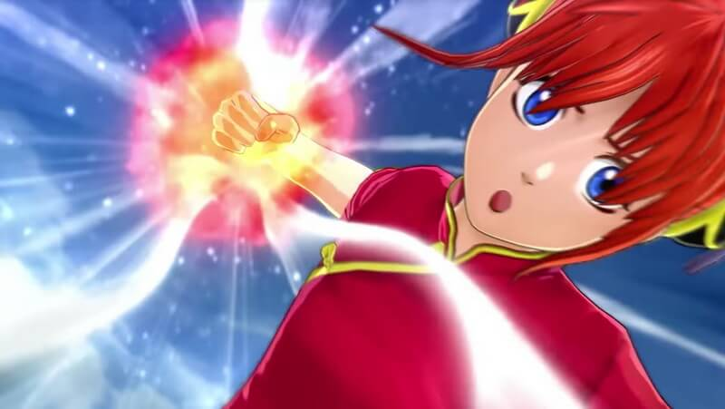 Ungkap Trailer Perdana, 'Gintama Rumble' Detilkan Game-nya