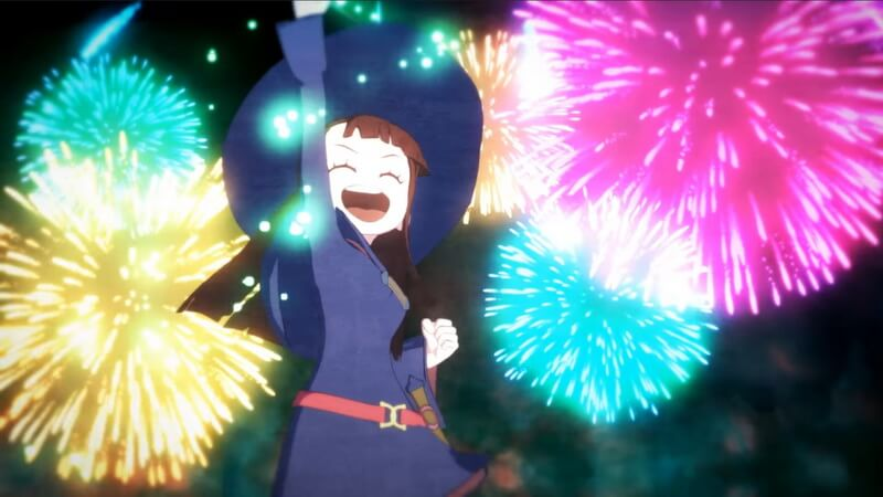 'Little Witch Academia: Chamber of Time' Pamerkan Video Opening