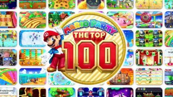 'Mario Party: The Top 100' Tayangkan Trailer Game Mode & Amiibo