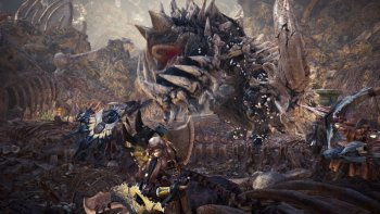Tayangkan Trailer Baru, 'Monster Hunter: World' Siapkan Beta Test & Kolaborasi Horizon: Zero Dawn