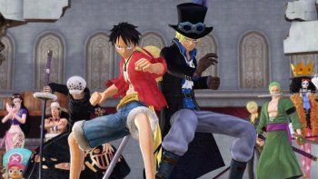 Bandai Namco Umumkan 'One Piece: Pirate Warriors 3 Deluxe Edition' untuk Switch