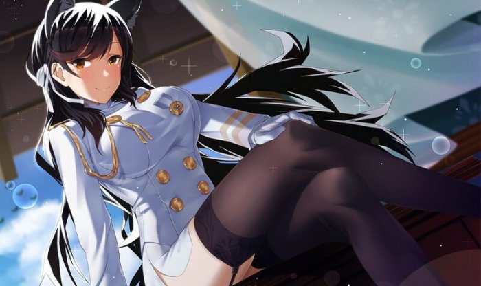 [Waifu Wednesday] Atago