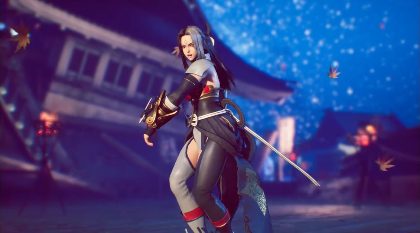 Game Misterius dari Arika Resmikan Judul 'Fighting EX Layer'