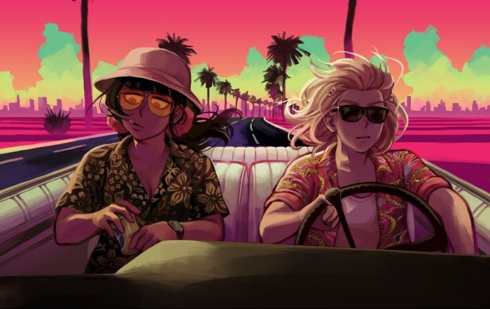 [JOI Spotlight] Fear & Loathing Edition