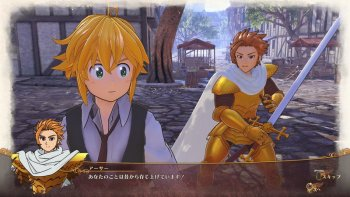 'Nanatsu no Taizai: Knights of Britannia' Tayangkan Trailer Gameplay Versi Inggris
