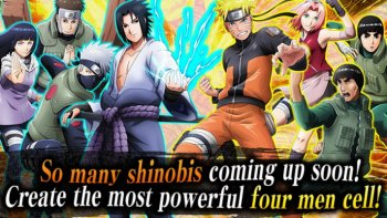 Game Mobile 'Naruto x Boruto: Ninja Voltage' Resmi Dirilis