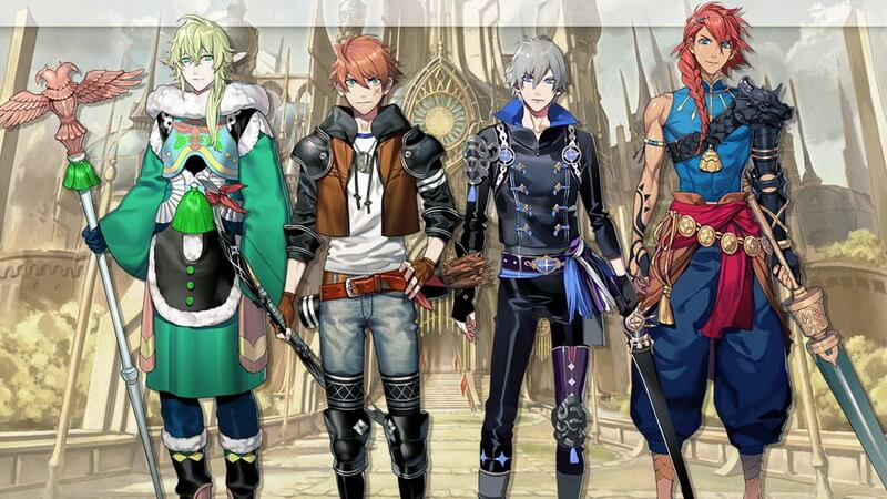 Level-5 Tayangkan Trailer Ke-2 dari 'Otome Hero'