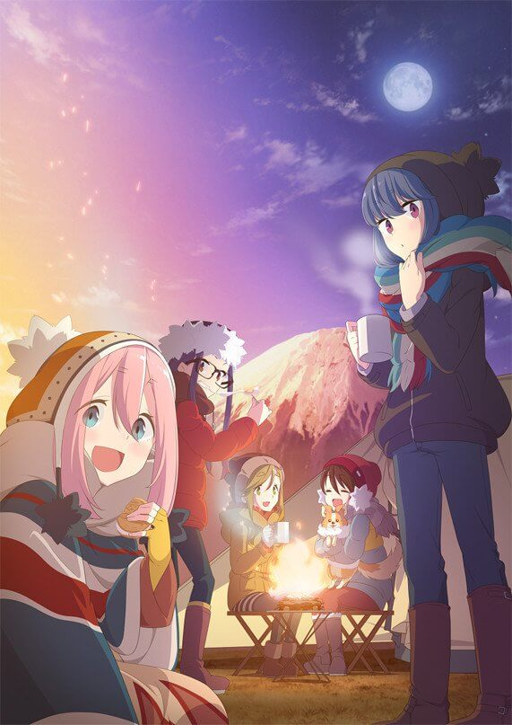 Yuru Camp Pic 1