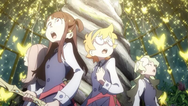 Demo untuk 'Little Witch Academia: Chamber of Time' Siap Rilis Pekan Ini
