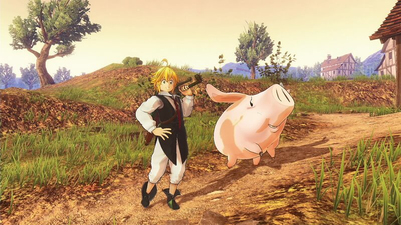 'Nanatsu no Taizai: Knights of Britannia' Detilkan Adventure Mode & Duel Mode
