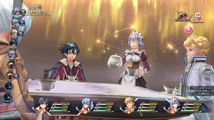 'The Legend of Heroes: Trails of Cold Steel II: Kai' Rilis di Jepang per 26 April