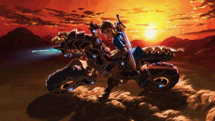 Paket DLC Ke-2 The Champions' Ballad untuk 'The Legend of Zelda: Breath of the Wild' Rilis Hari Ini