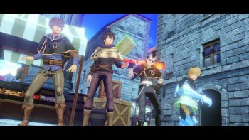 Detil Gameplay 'Black Clover: Quartet Knights' Terungkap