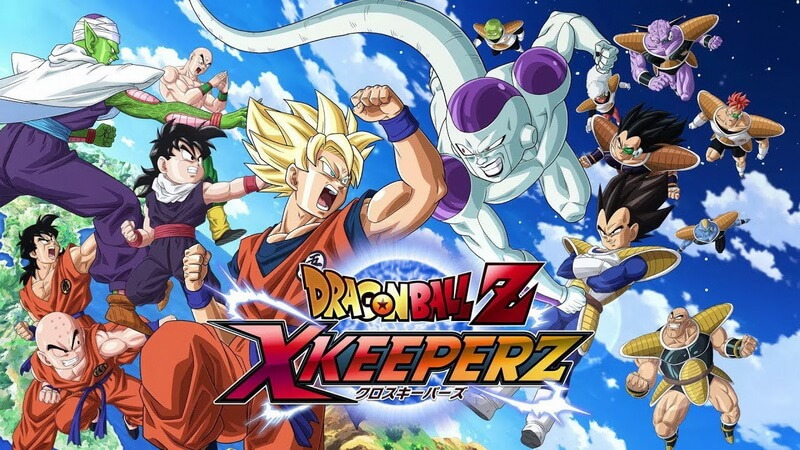 'Dragon Ball Z: X Keepers' Tayangkan Teaser Trailer