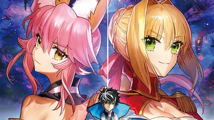 'Fate/Extella Link' Detilkan Francis Drake, Astolfo, & Scathach