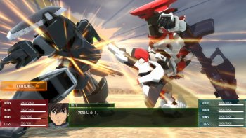 'Full Metal Panic! Fight! Who Dares Wins' Detilkan Sistem Gameplay