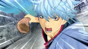 'Gintama Rumble' Tayangkan Gameplay Versi PS Vita & Trailer Ke-2 Versi Lawak
