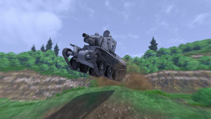 'Girls und Panzer: Dream Tank Match' Tayangkan Trailer Kedua