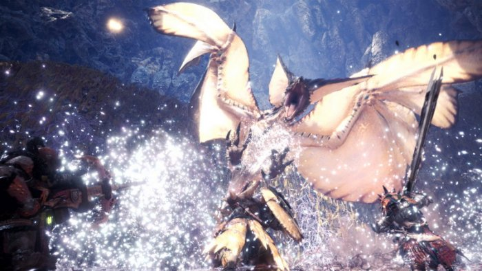 Simak 9 Menit Gameplay 'Monster Hunter: World' di Coral Highlands