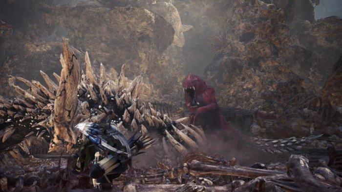 Simak 8 Menit Gameplay 'Monster Hunter: World' di Area Rotten Vale