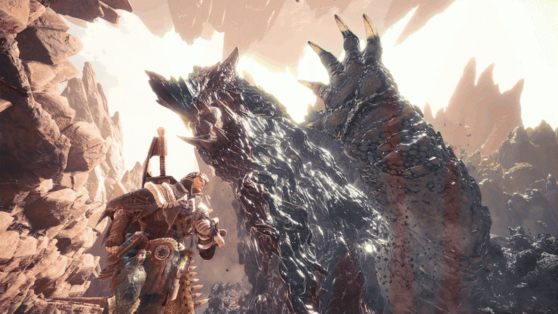 Capcom Mulai Tayangkan Seri Video Pembuatan 'Monster Hunter: World'