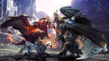 Siapkan Beta ke-3, 'Monster Hunter: World' Pamerkan Trailer Elder Dragon