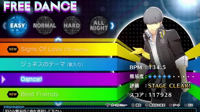 Simak Gameplay Perdana dari 'Persona 4: Dancing All Night' Versi PS4
