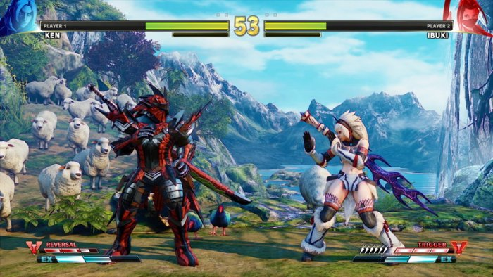 'Street Fighter V' Hadirkan Kostum Kolaborasi Monster Hunter: World