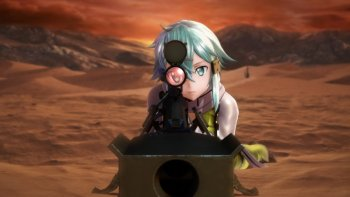 'Sword Art Online: Fatal Bullet' Pamerkan Video Opening