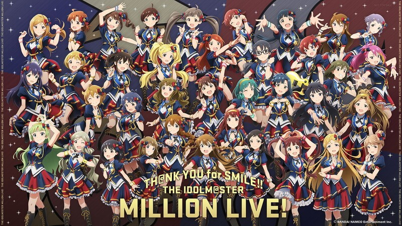 Game Mobile 'The Idolm@ster: Million Live' Tutup per 19 Maret