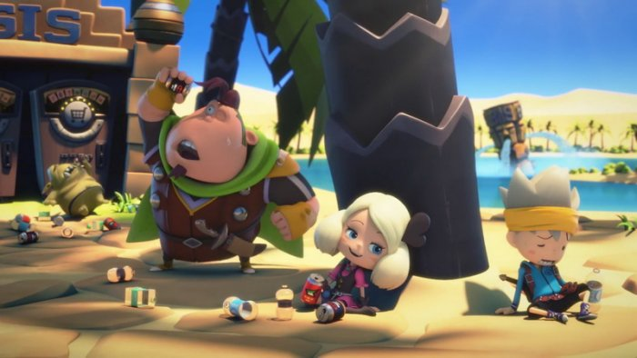 Level-5 Bawa 'The Snack World: Trejarers' ke Nintendo Switch
