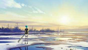 [Review] Houseki no Kuni