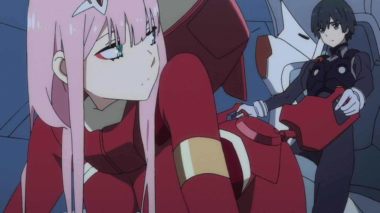 [3 Episode Rule] Darling in The Franxx